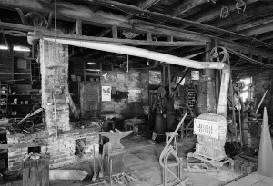 City Blacksmith Shop