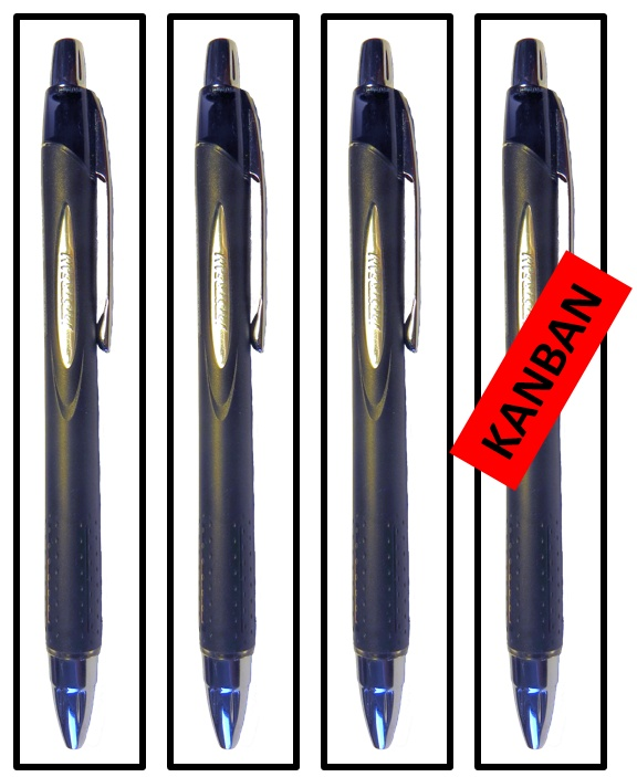 Kanban for Pens