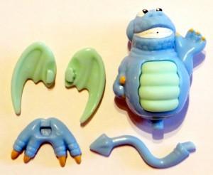 Blue Dragon Components