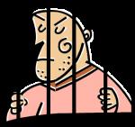 Illustration of Prisoner