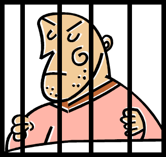 Illustration of Prisoner