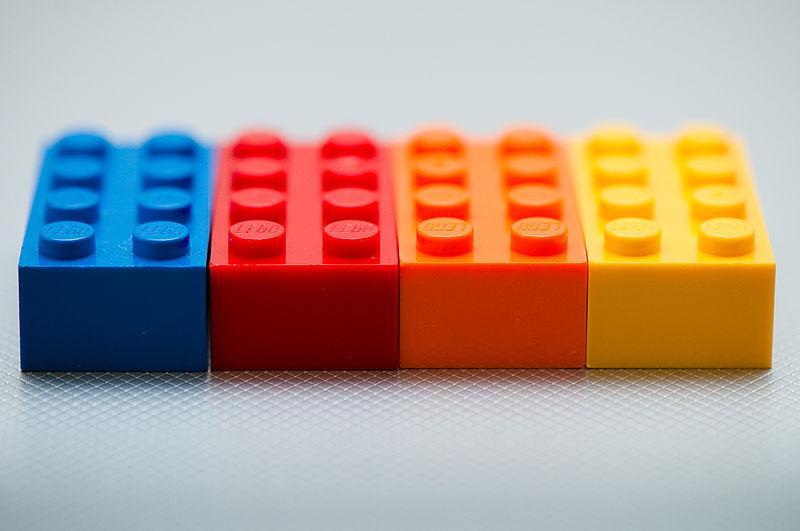 Lego bricks - Piezas lego gigantes ...
