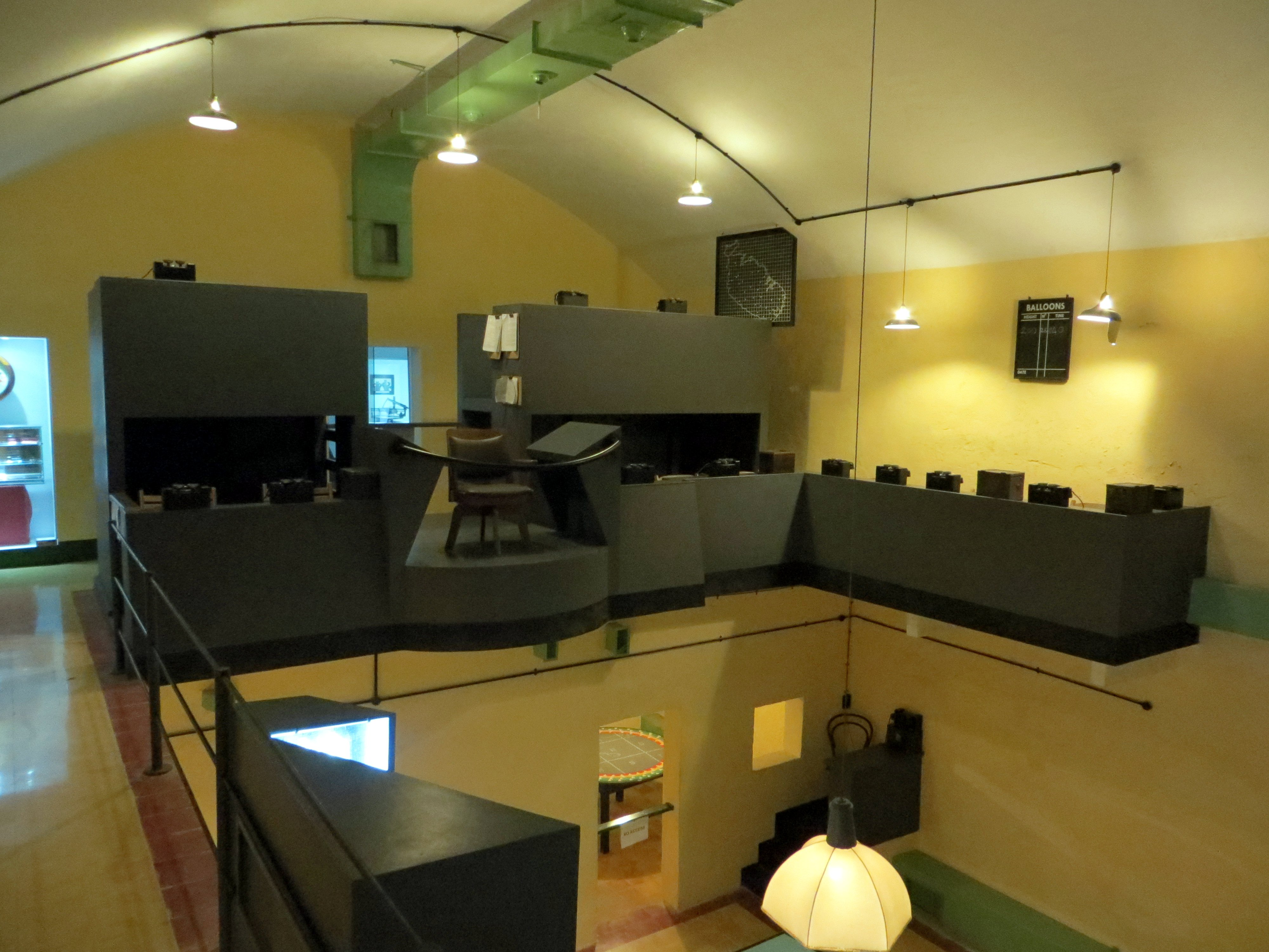 RAF Sector Fighter Control Room Gallery