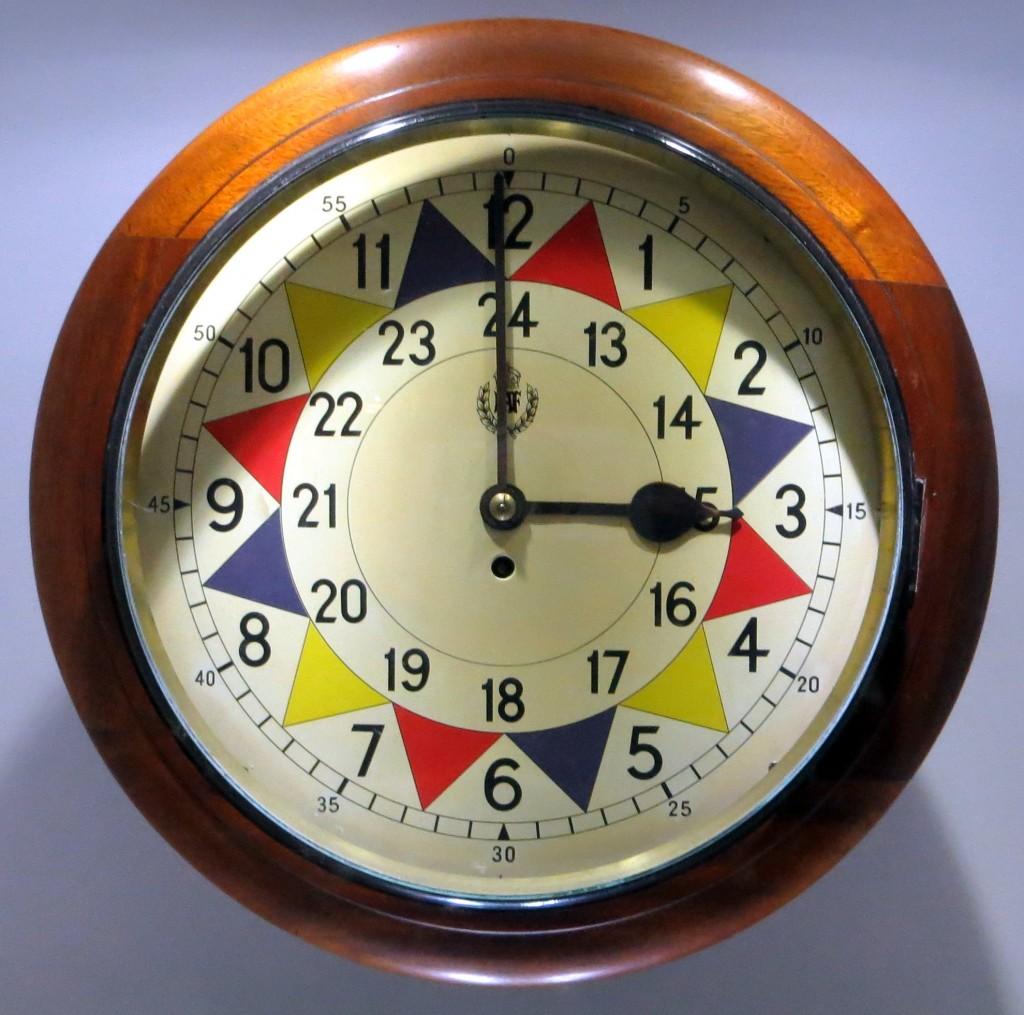 Lascaris War Room Clock