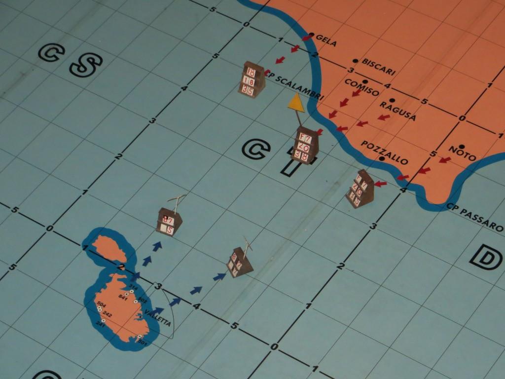 Lascaris Map Detail