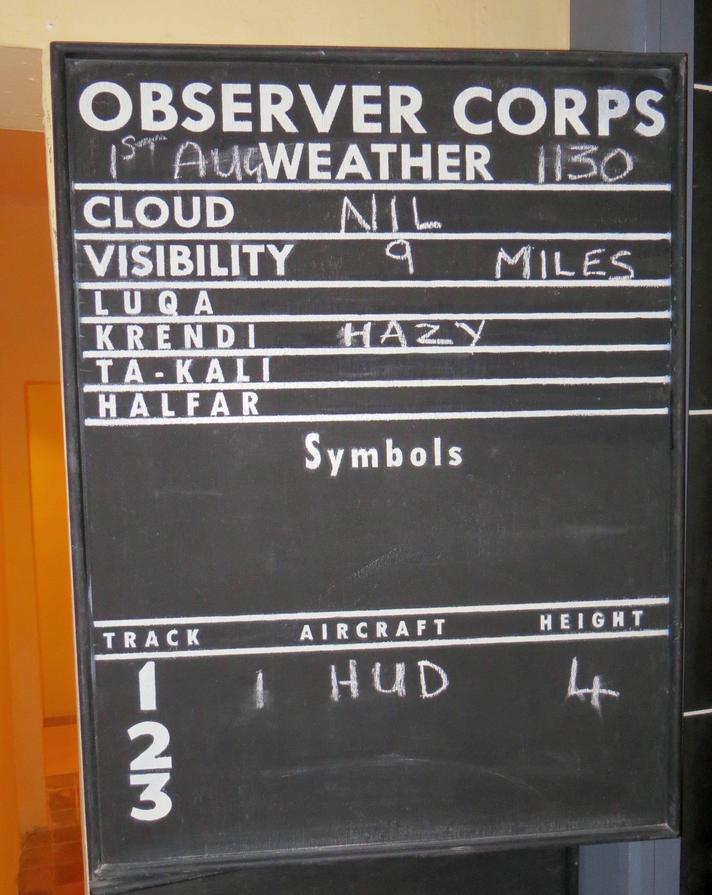 Lascaris Weather Info