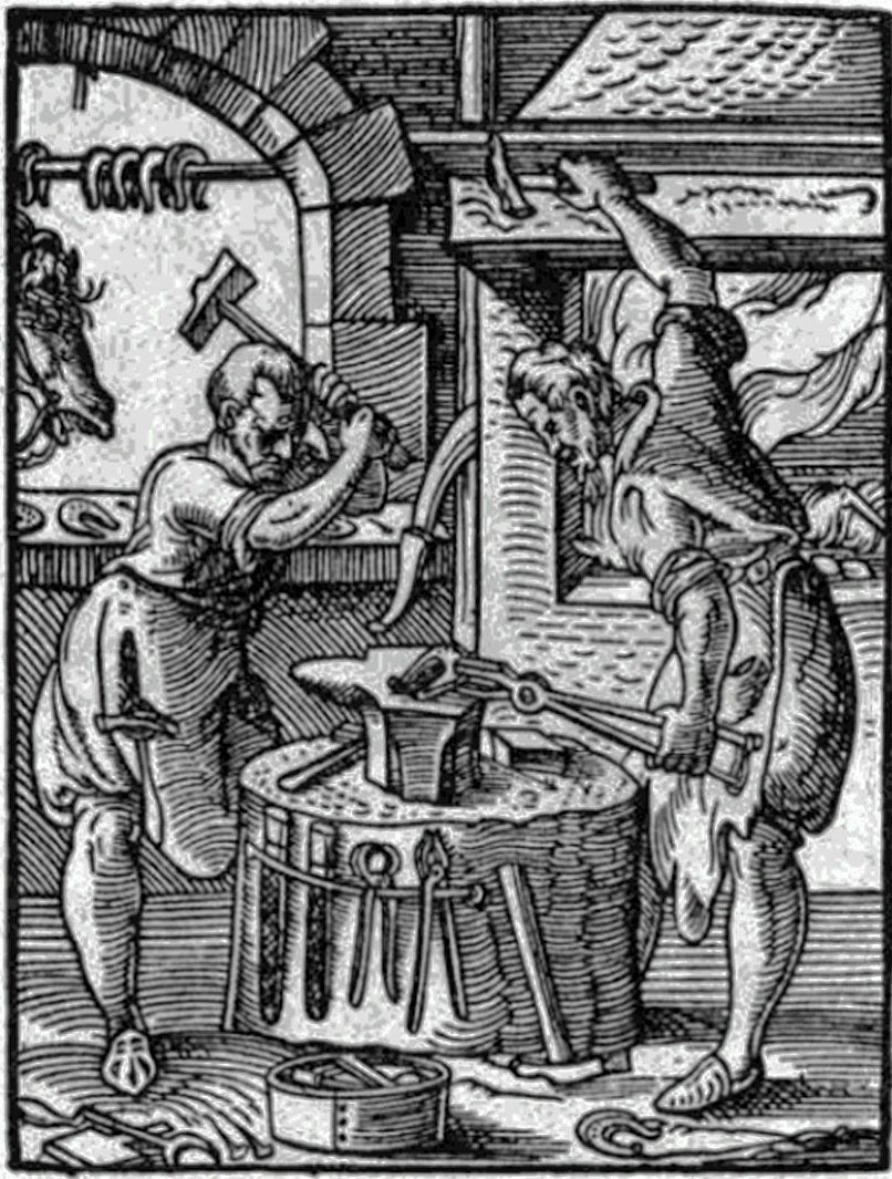A history of industrial accounting in the medieval era