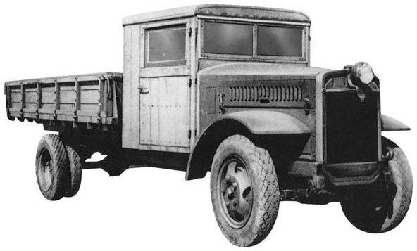 Toyota KC Truck