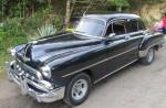 Cuba Chevrolet 1952