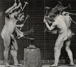 Eadweard Muybridge Blacksmiths Movement