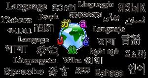 Globe of Languages