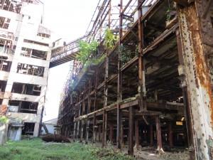 Hershey Factory Cuba