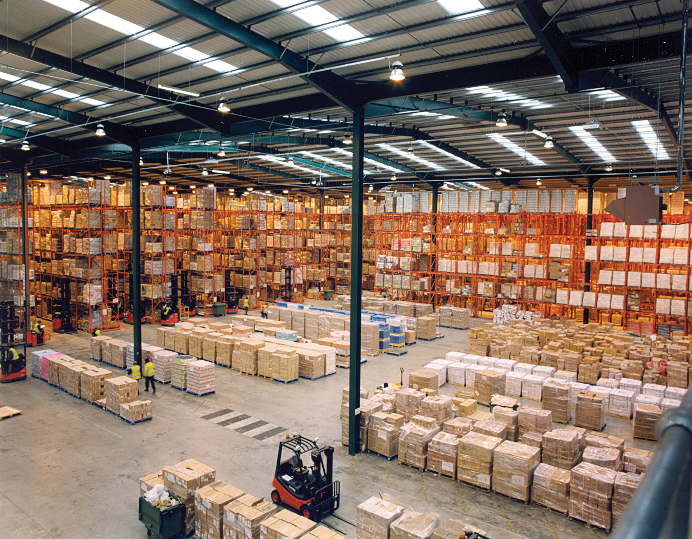 e491bcd1df357f Reducing inventory is one of the goals of lean manufacturing. In my last  post I described why we need inventory in the first place