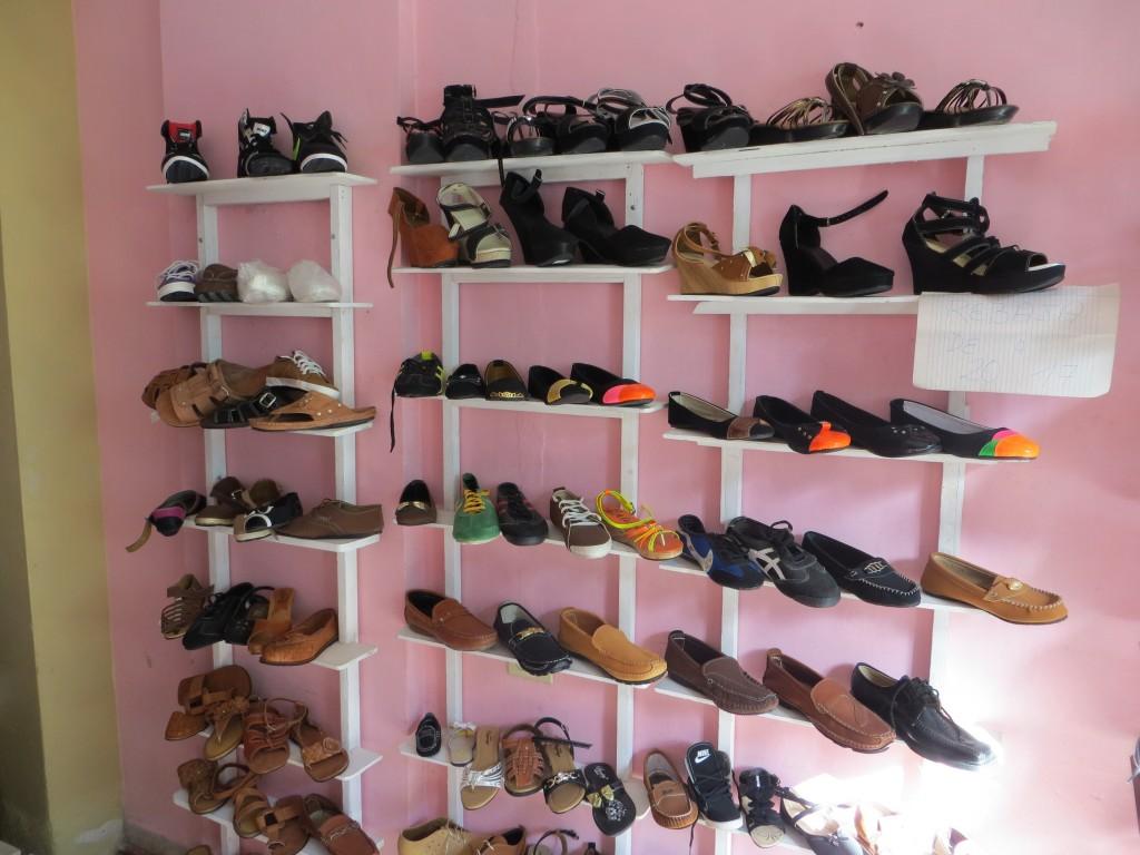 Shoe Store Matanzas, Cuba