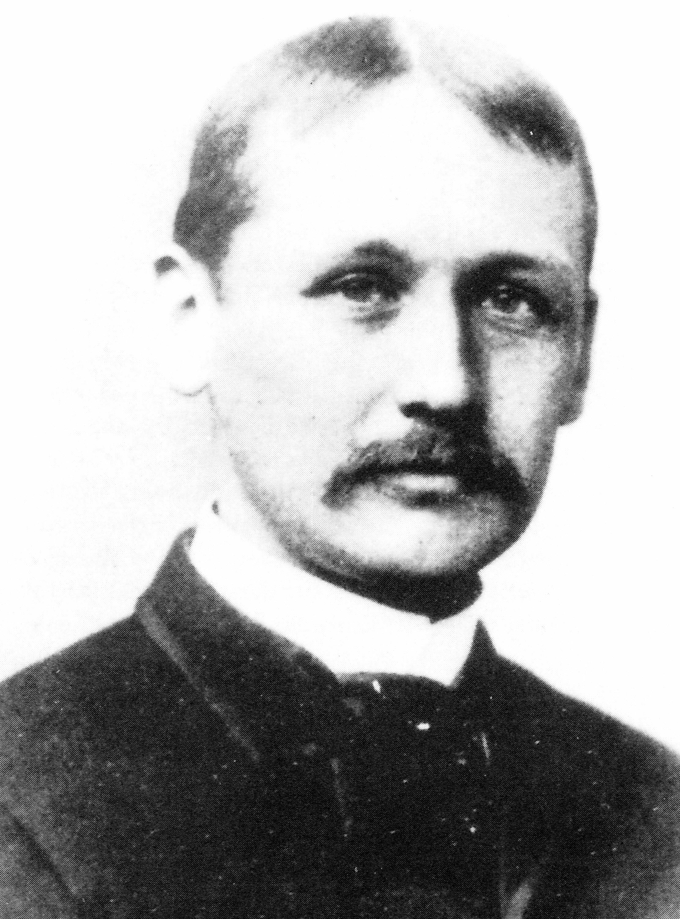 Frederick Winslow Taylor 1886