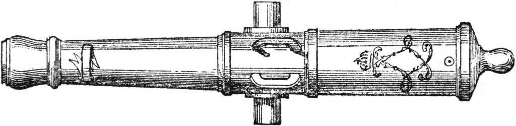 Gribeauval 16 Cannon