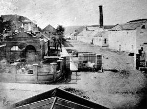 Harpers Ferry Armory 1862