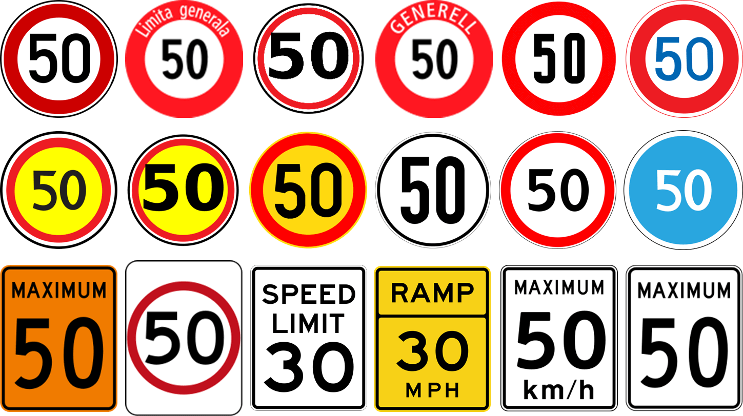 Overview of value stream mapping symbols allaboutlean speed limit signs buycottarizona Image collections