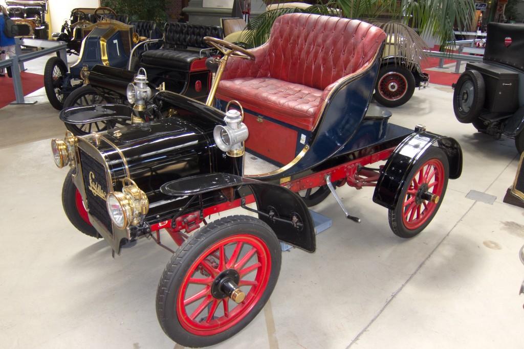 Cadillac Model K 1907