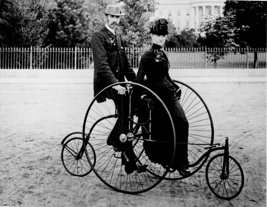 Quadracycle 1886