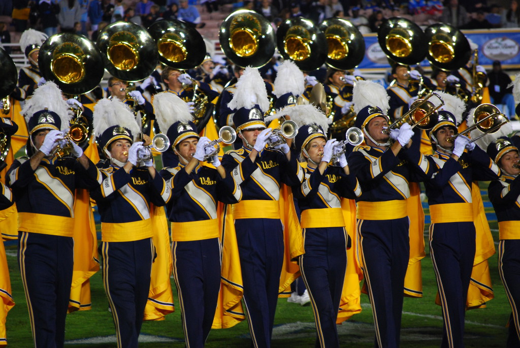 UCLA Marching Band