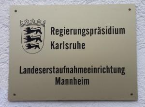 Sign LEA Mannheim