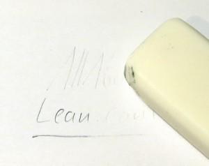 AllAboutLean Eraser