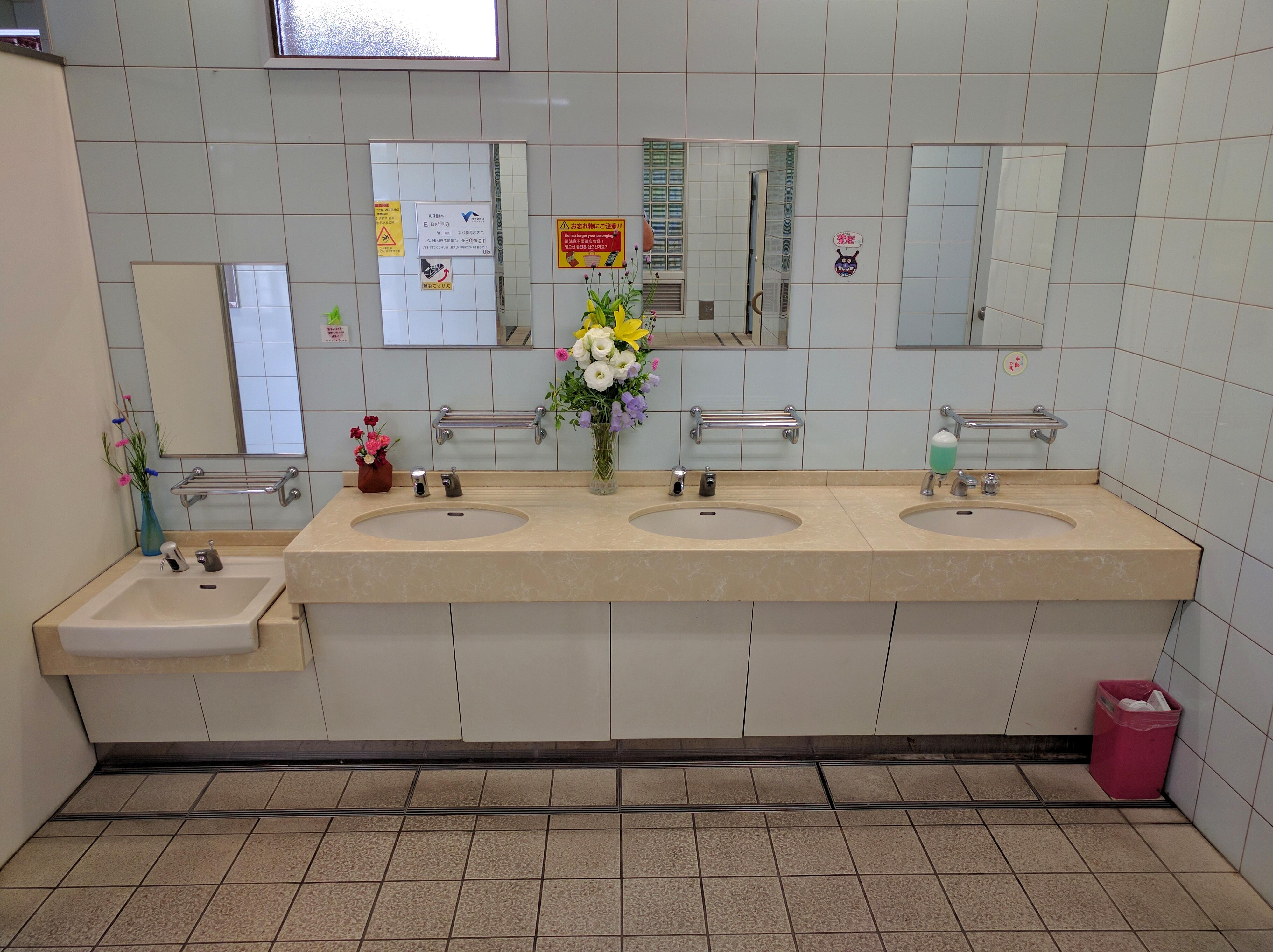 Public ToiletFull Resolution 4000 X 2992
