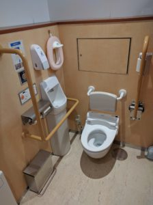 Kyushu Public Toilet Western