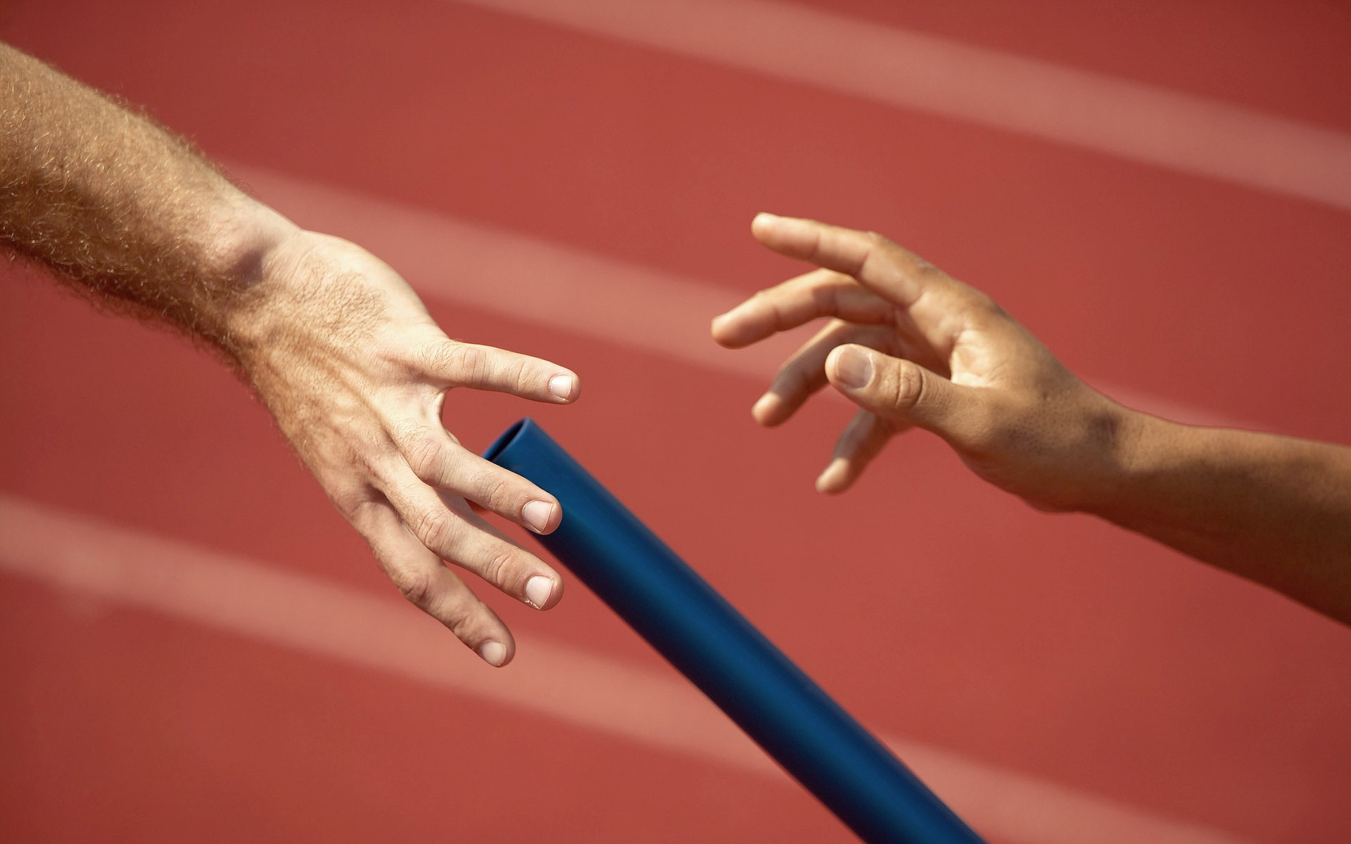 Relay Race Drop Baton