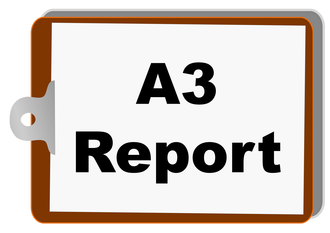 A3 Report on Clipboard