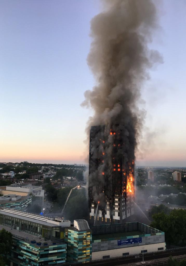 Grenfell Tower fire