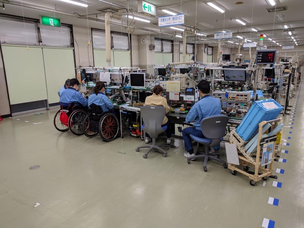 Omron Kyoto Workspace