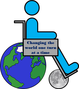 Wheelchair changing the World