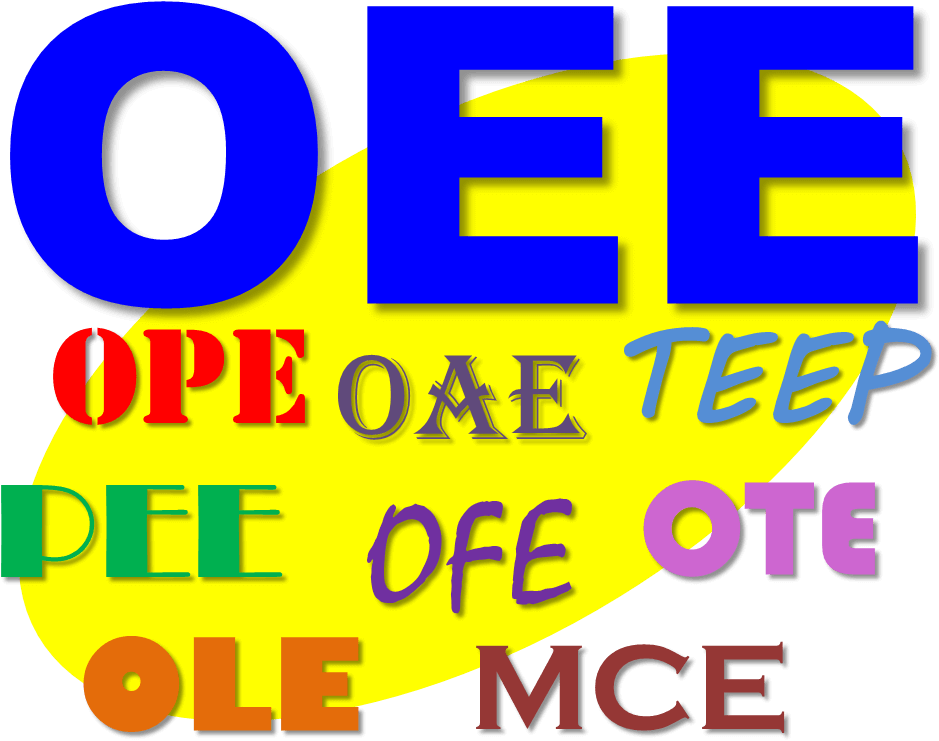 Variants of the OEE