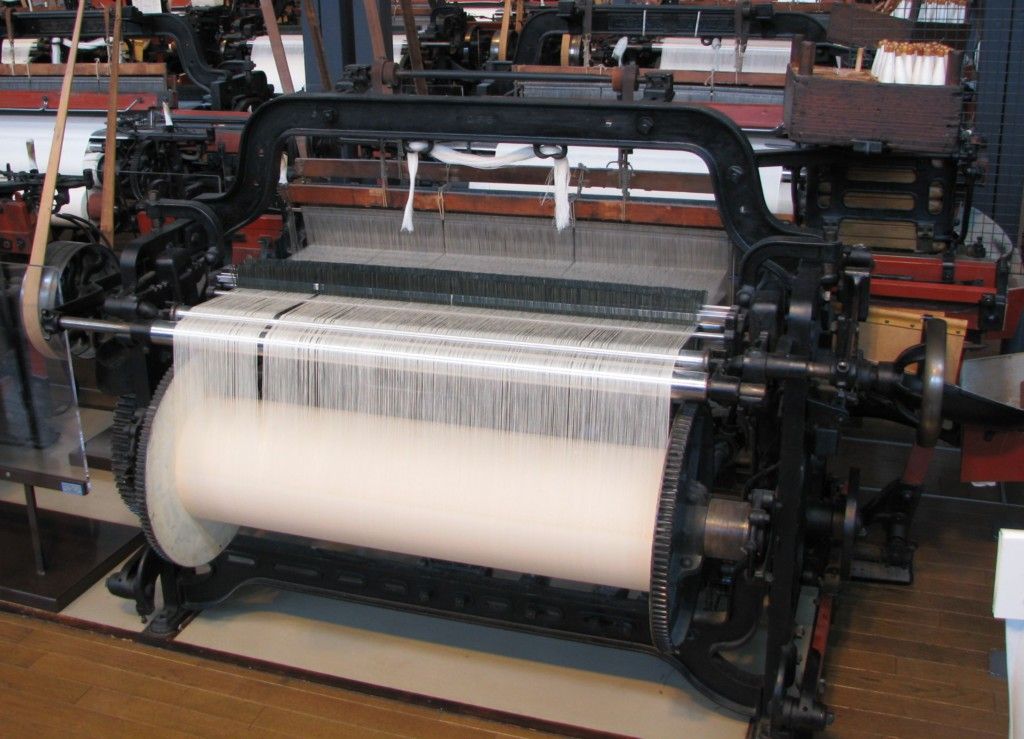 Toyoda Model G Automatic Loom