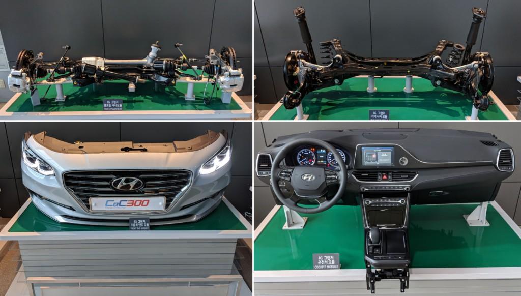 Hyundai Mobis Portfolio