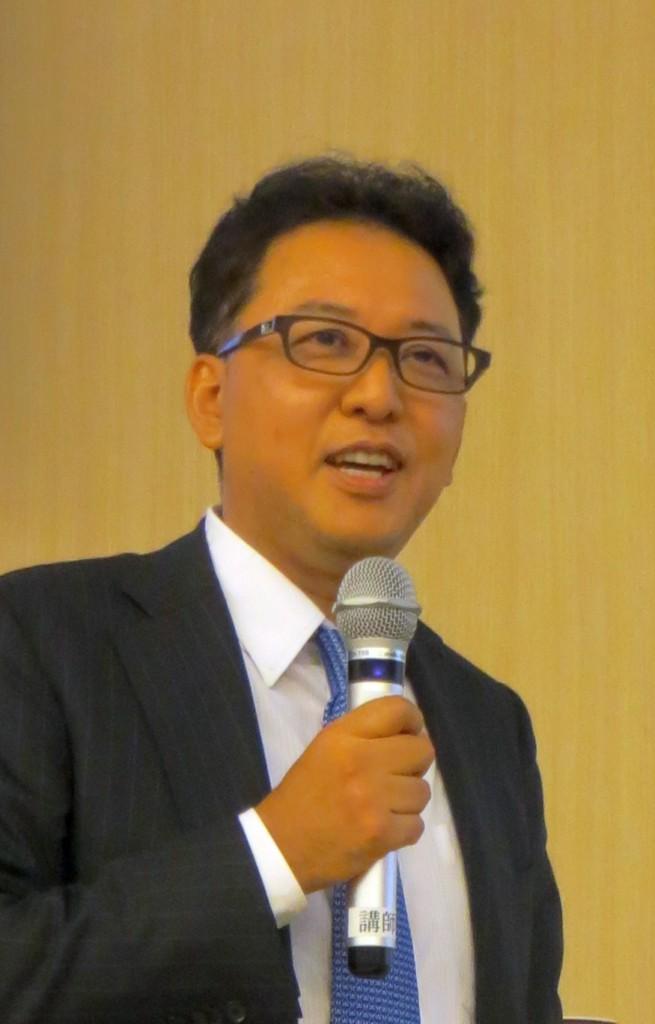 Katsuhiko Sugito, Denso