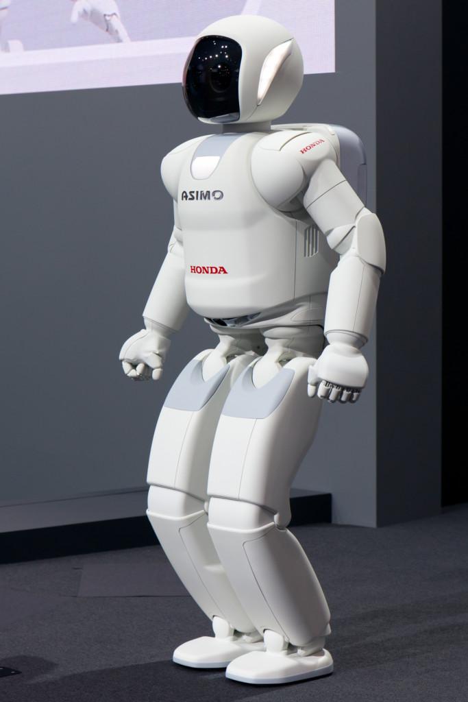 Honda Asimo 2011 Version