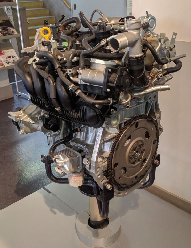 Nissan MR16 DDT Engine
