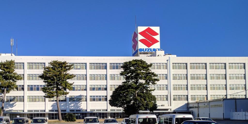 Suzuki Plant Hamamatsu