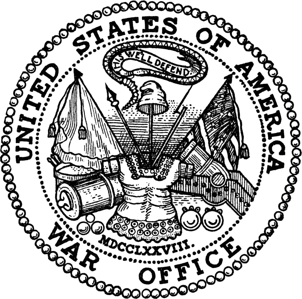 United States Department of War Seal