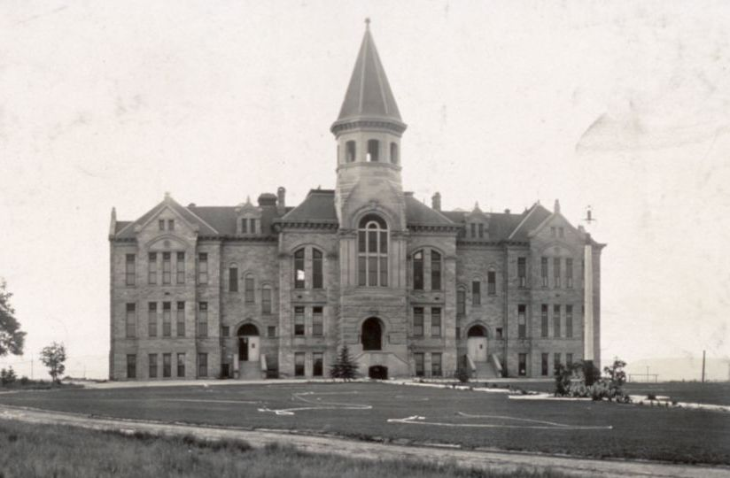 University of Wyoming, Laramie, 1908
