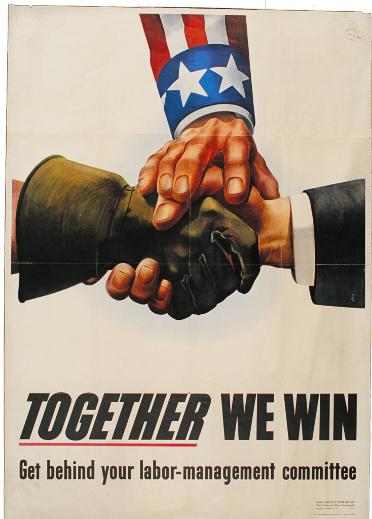 Together We Win poster