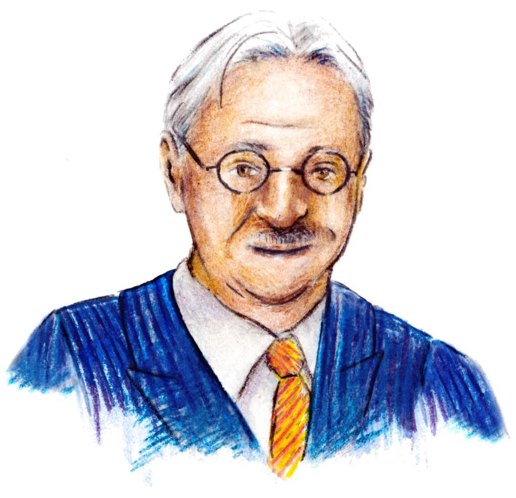 Albert Kahn Portrait