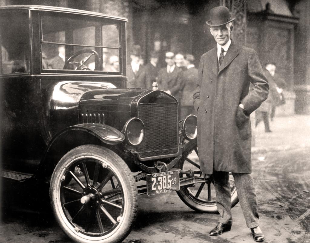 Henry Ford Model T 1921