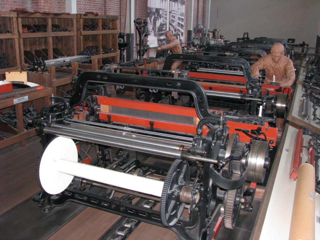 Toyoda Model G Assembly Line
