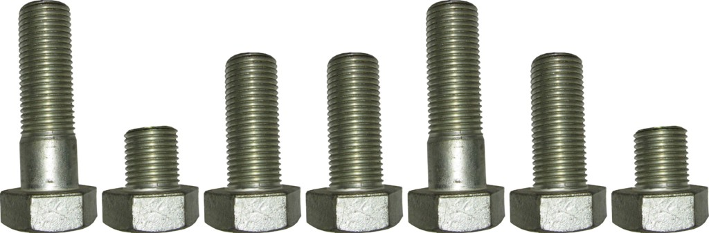 Different Screw Lengths