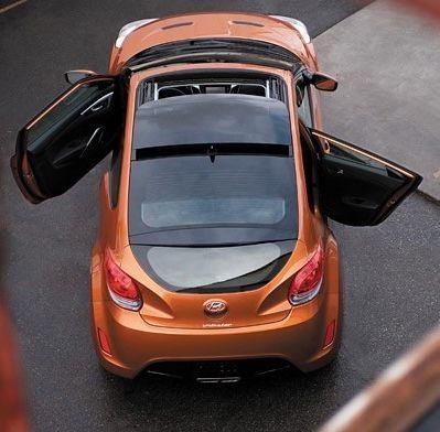 Hyundai Veloster Three Door