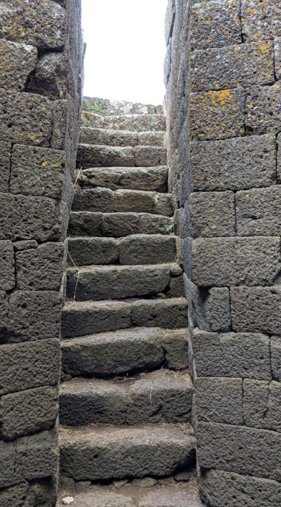 Stairs Sardinia